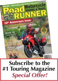 RoadRunner Magazine Special Offer